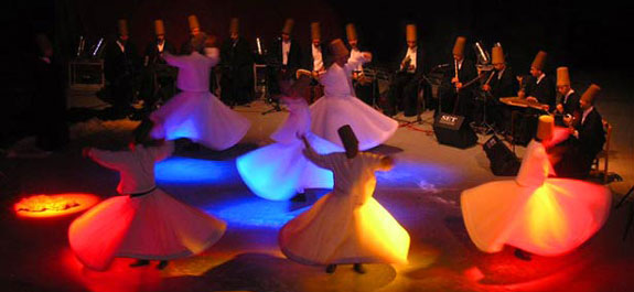 Whirling Dervishes Show Cappadocia