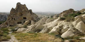Cappadocia tours from istanbul, daytrip from istanbul cappadocia
