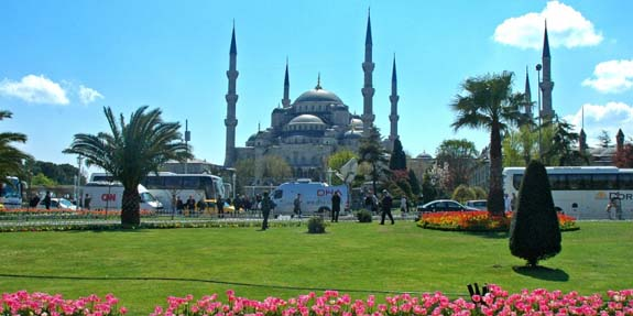 Istanbul 5 Days Package